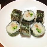 煮豚ときゅうりのお寿司