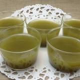 イナアガーLで作る抹茶ゼリーの作り方