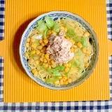 ツナマヨ冷麺♪