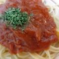 ソースのソースが決め手のペスカトーレ ☆☆☆☆
