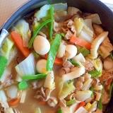 フライパン1つで簡単♪野菜 海鮮たぷり!!八宝菜