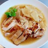 旨味あふれる!鶏肉と大根の塩麹スープ煮
