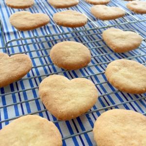 さくさく♡型抜きクッキー