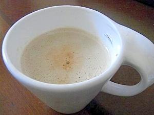 蜂蜜カフェラテ