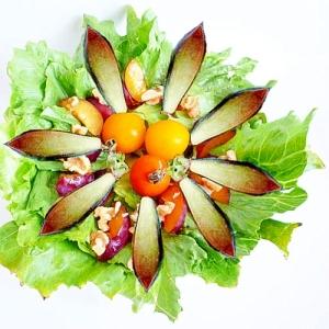 グラパラリーフのサラダ