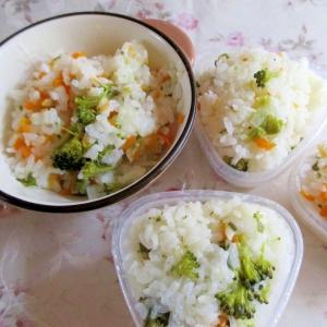 離乳食 冬の旬野菜で温野菜ごはん