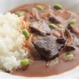 家にある調味料で作る 鹿肉のハヤシライス