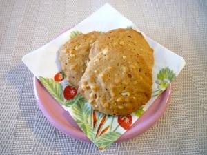 初心者にもおすすめ☆ピーナッツバタークッキー