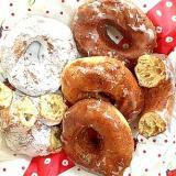 (覚書)酸っぱい自家製酵母元種救済ドーナツ