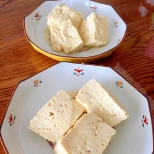 豆腐でふわふわ♪だしたまご♪レンジで簡単♪