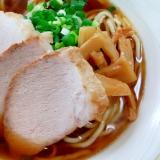 【鶏がら】鶏と煮干し出汁の中華そば