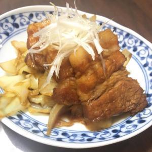 圧力鍋で簡単☆豚の角煮丼