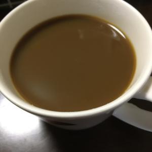はちみつジンジャーコーヒー