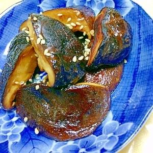 簡単!椎茸のソテー