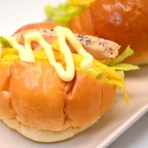 <定番シリーズ>朝食にもピッタリ!サラダロールパン