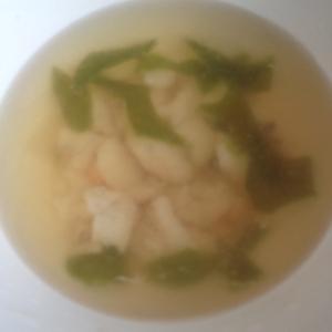 離乳食☆鯛のお汁
