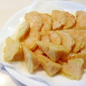 旬の味わい!たけのこの天ぷら
