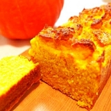 100%おからかぼちゃケーキ