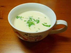 かぶのクリームスープ