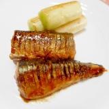 秋刀魚生姜照り焼き