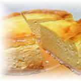 糖質ダウン↓「おかえりマンゴー」チーズケーキ
