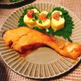 鮭の西京焼き*管理栄養士*