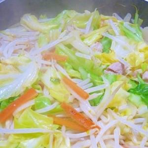 野菜たっぷり♪ホルモン焼き