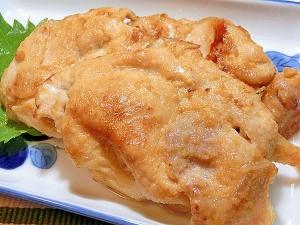 お肉柔らか。豚の味噌焼き