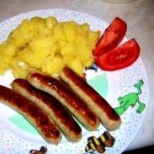 ドイツのジャガイモのサラダ