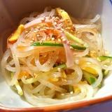 マロニーで中華なサラダ!
