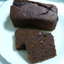 超簡単HMでラム酒香る大人のチョコレートケーキ