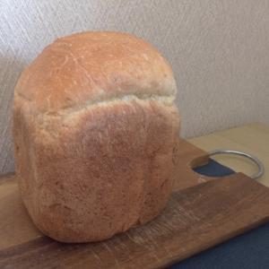 ホームベーカリーで作る簡単クミン入り食パン