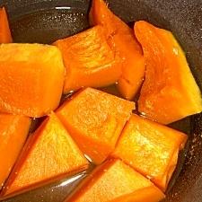 ほくほく☆かぼちゃの煮物