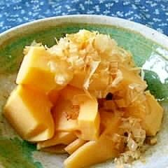 旬の味☆筍の煮物