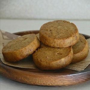 ホワイトチョコとコーヒーのクッキー