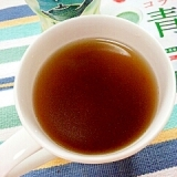ホッと☆ヘルシーグリーンごぼう茶♪