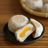 メープルかぼちゃ餡の三十雑穀パン