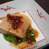 簡単ピーナツ豆腐