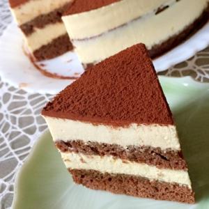 絶品♡ティラミスケーキ