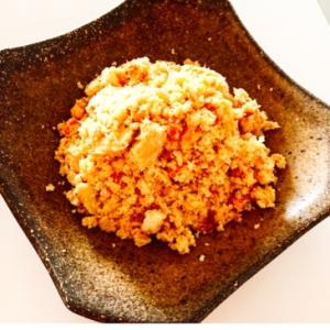 美味しいよっ♬ 卯の花、味噌味