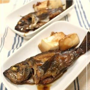 ●めばるの煮付け●どんな魚も美味しく煮つけます❤