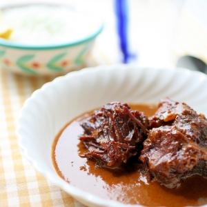 松尾貴史レシピ 牛ほほ肉のホロホロカレー