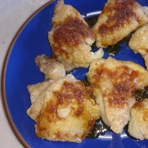 ヒムヒム(上田)のチキンソテー美味だれ味