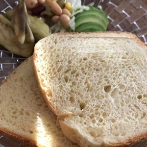 HBで楽チン!ノンバター食パン