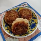 卯の花リメイク!簡単チーズ入りおからコロッケ!