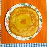 パイナップルの豆乳ホットケーキ♪
