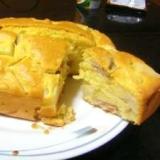 ジャガイモ と チーズ のケーク・サレ