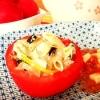 夏野菜のマカロニサラダ