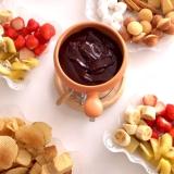 簡単、美味しい!チョコフォンデュパーティー♪