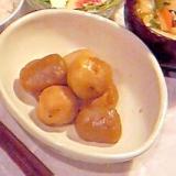 里芋の炒り煮